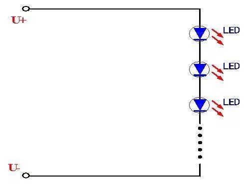 关于LED驱动连接基础四种连接方式的分析介绍