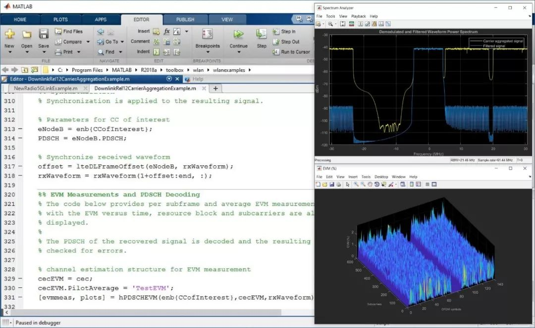MATLAB对于无线设计的作用分析和介绍
