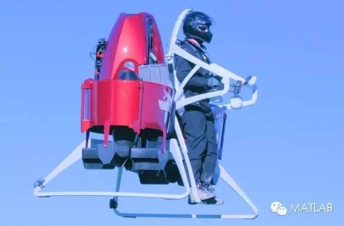 关于世界上第一个商业喷气背包的性能分析和介绍