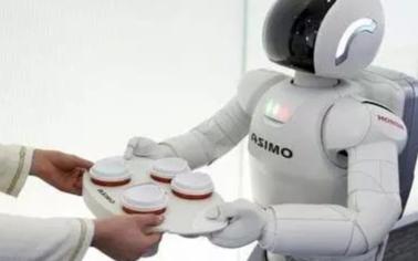 机器人产业正在快速的崛起