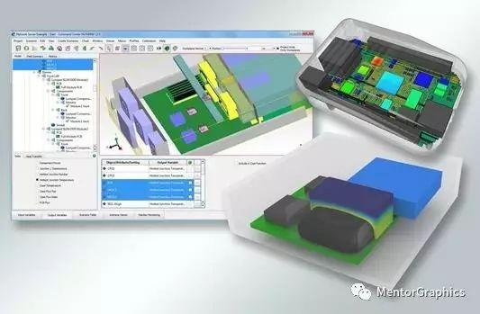 关于最新版FloTHERM软件提高生产率和效能的介绍和说明
