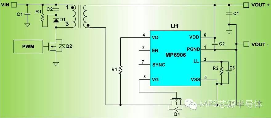 分享高效的电源适配器解决方案的介绍