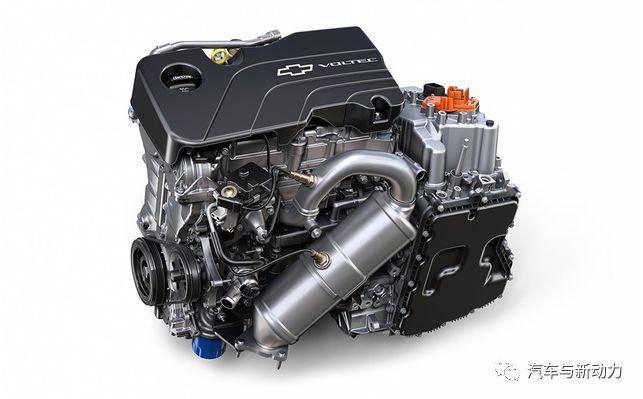 分享增程式电动汽车技术方案设计