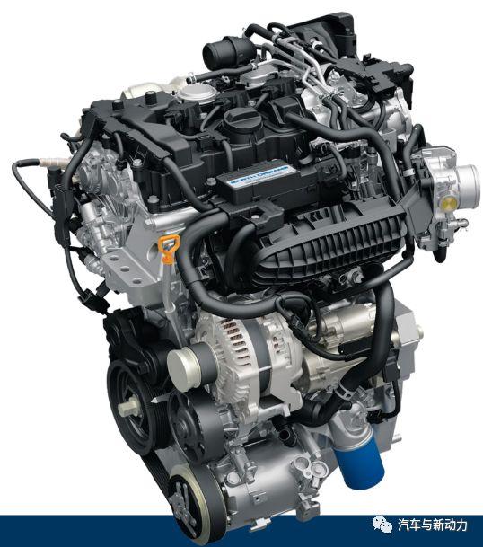 关于3缸1.0 L增压直喷式汽油机性能分析