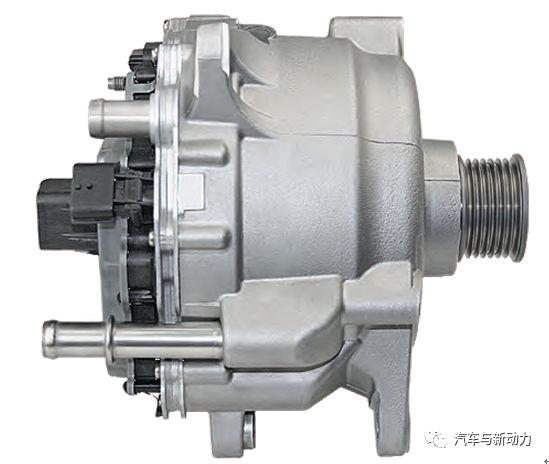 关于雷诺1.3TCe发动机应用48V辅助系统性能介绍