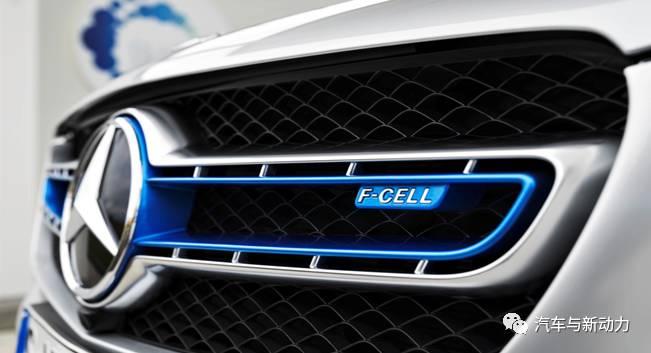 分享GLC氢燃料电池车测试生产全过程