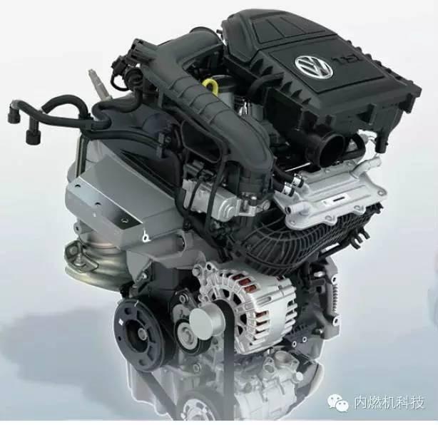 关于Volkswagen3缸1.0 L-TSI汽油机性能分析