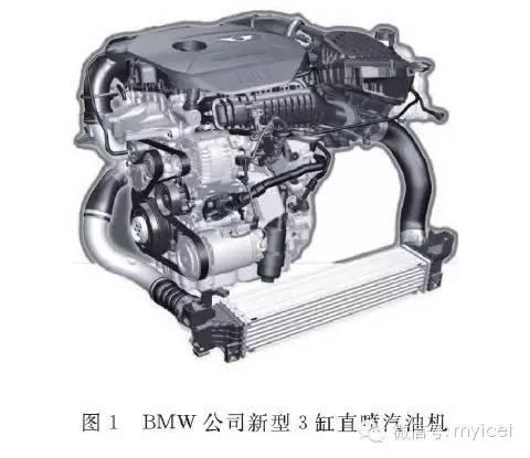 关于BMW公司3和4缸直喷式汽油机功能介绍和应用分析