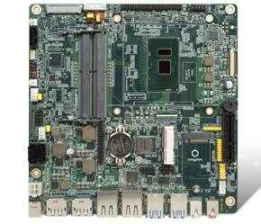 精簡的Mini-ITX板簡介 可擴展至3.4 GHz工作頻率