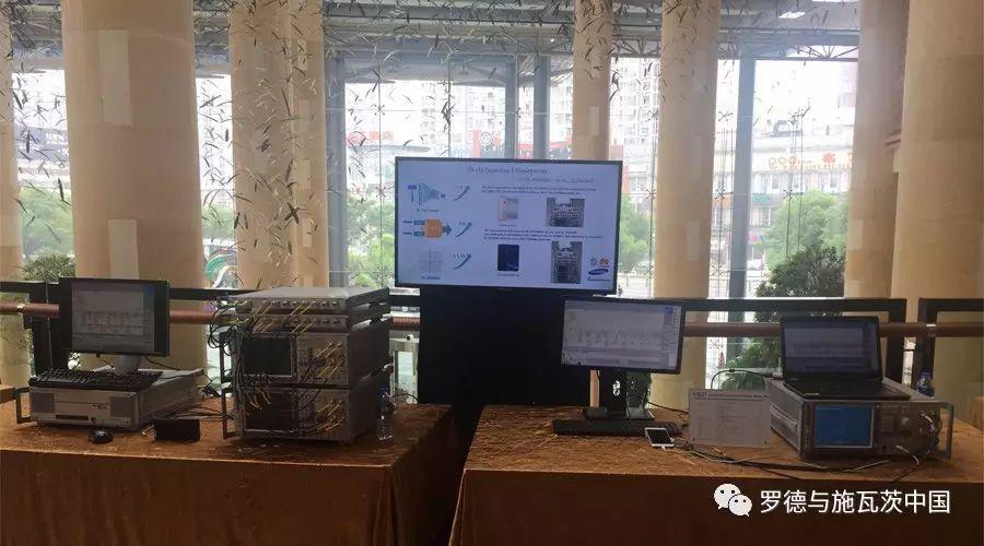 关于罗德与施瓦茨的LTE测试系统以及路测扫频仪TSME分析和应用先容
