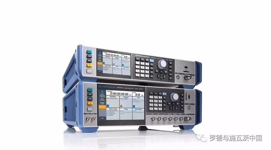 关于罗德与施瓦茨高端模拟射频和微波信号发生器的性...