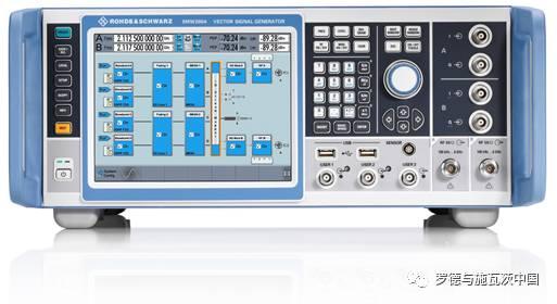 关于S矢量信号发生器SMW200A 的测试和应用