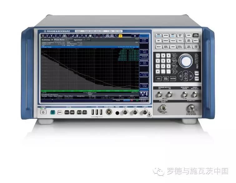 关于测量雷达应用中高端信号源的相位噪声的研究和发展
