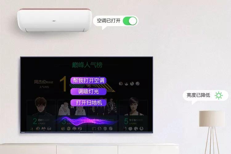 基于智能家居的智能电视演示方案介绍