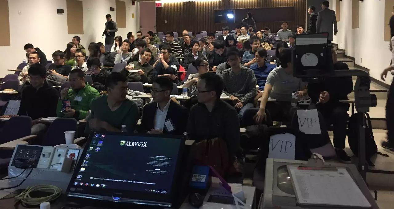 机器之心展开了北美系列技术分享暨中国人工智能公司北美巡回招聘会