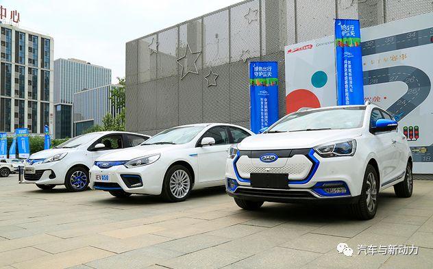 简述新能源汽车蓬勃发展的态势