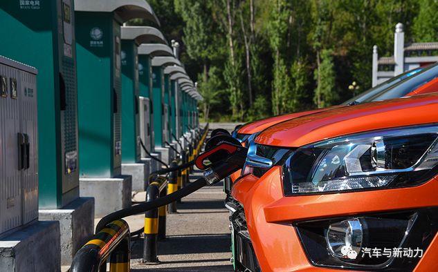 北汽决定放弃燃油车,全力投产新能源车