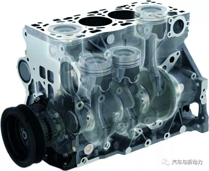 关于4缸两级涡轮增压直喷式柴油机性能介绍