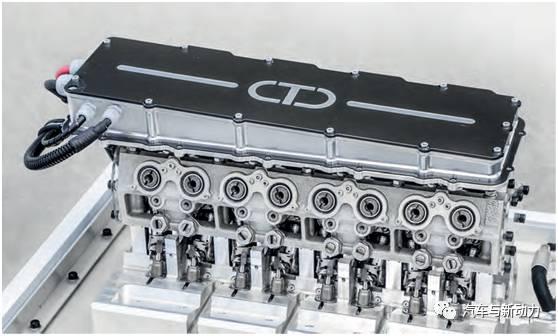 关于改变内燃机配气控制的新技术分析解读