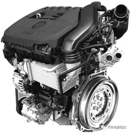 关于Volkswagen新型4缸1.5 L-TSI增压直喷式汽油机性能分析