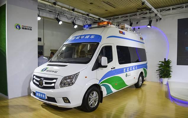 关于中国首款智能环境车性能分析