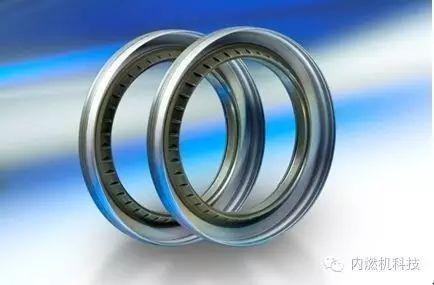 关于双支点柔性截面低摩擦发动机油封性能分析