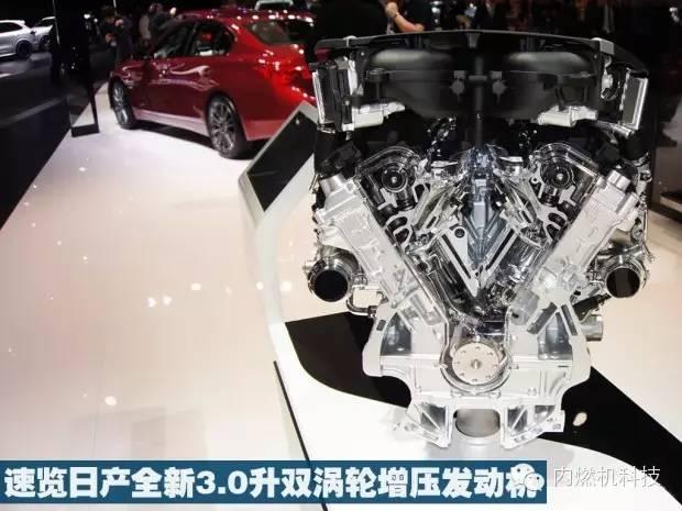 关于日产全新3.0升双涡轮增压发动机性能分析