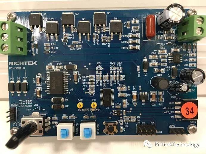 关于电机驱动方案的分析和介绍