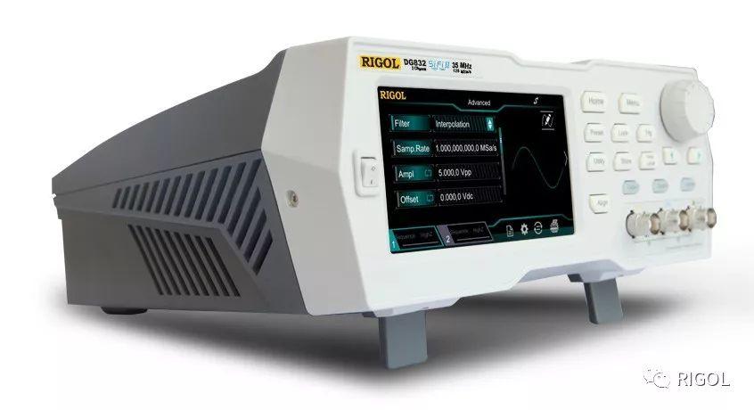 關于RIGOL高性能經濟型函數任意波形發生器的性能分析和應用
