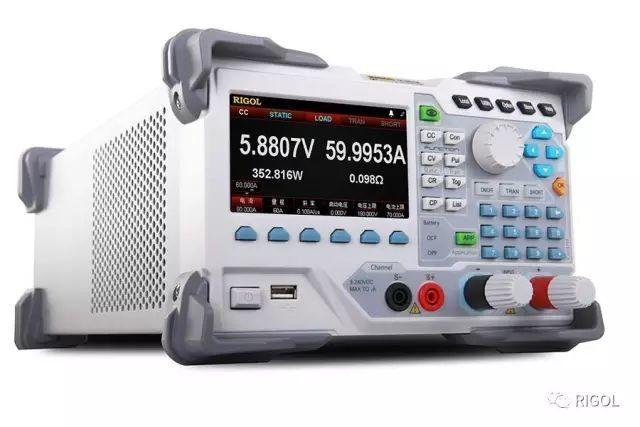 关于RIGOL电子负载强大功能的分析和应用