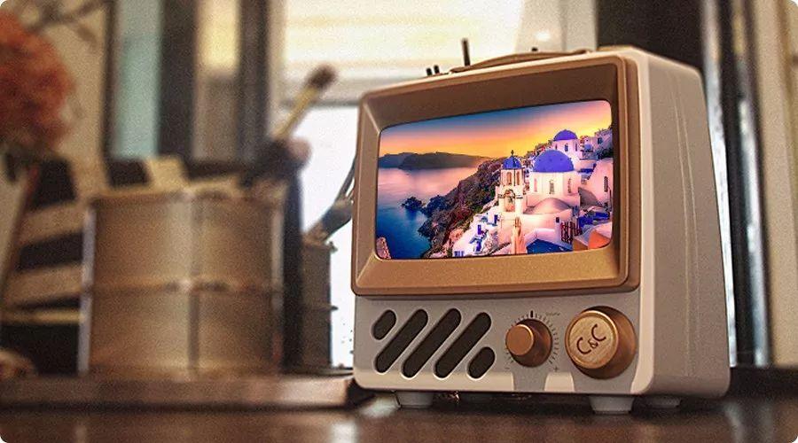 便携式迷你电视C&C潮TV产品性能功能介绍