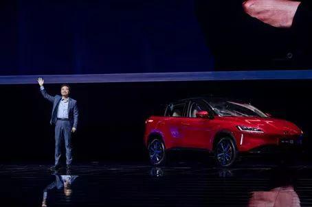 回顾小鹏汽车发布首款智能汽车--小鹏G3