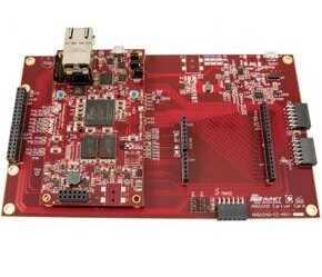 原型将MicroZed系统级模块简介