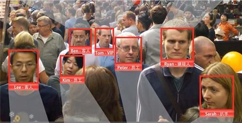 关于讯飞云人脸识别系统的性能分析和介绍