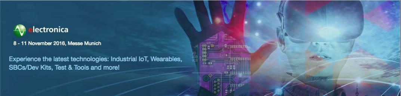 e络盟在德国慕尼黑参加了全球最大的电子贸易展