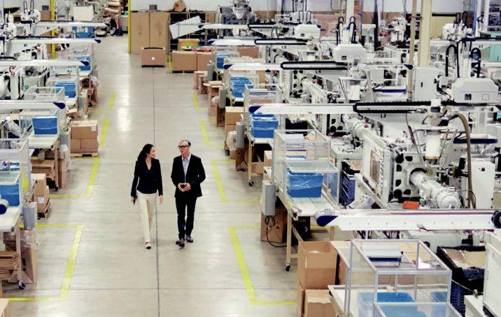 关于制造企业未来的发展分析介绍
