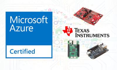 德州仪器与微软合作 嵌入式开发和物联网结合的新时...