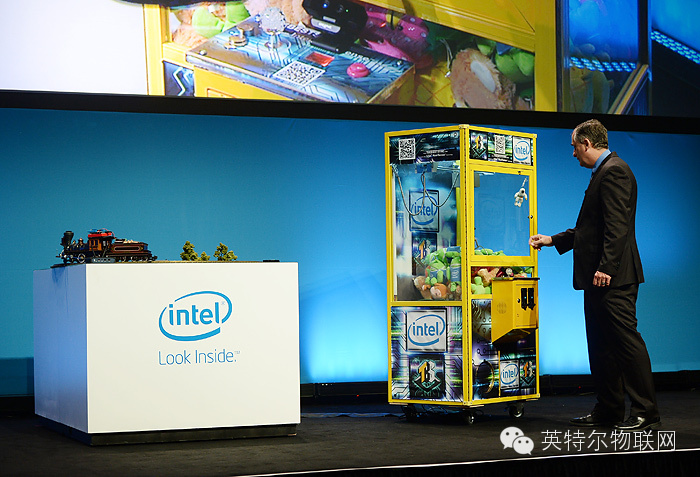 英特爾網關解決方案幫助企業將工業設備無縫互聯