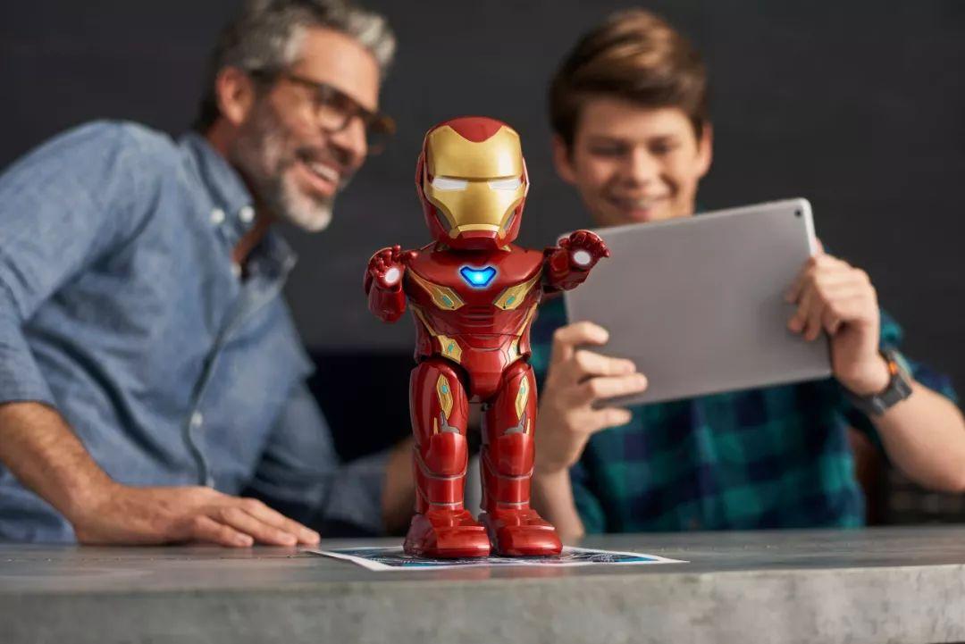 关于优必选研发的钢铁侠机器人的性能分析和应用介绍