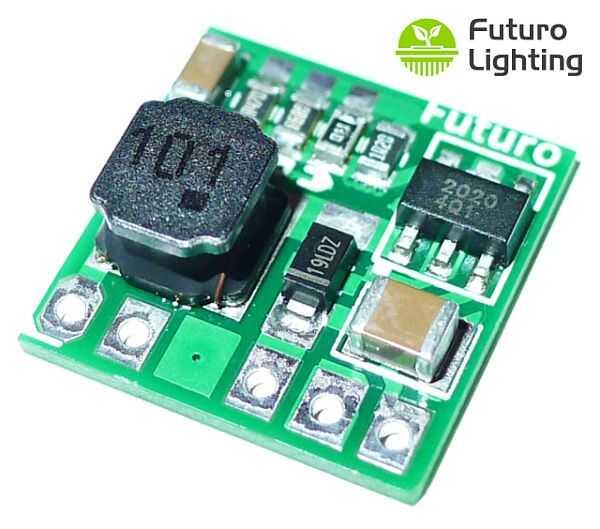具有快速PWM输入的简单恒流驱动模块,可用于驱动...