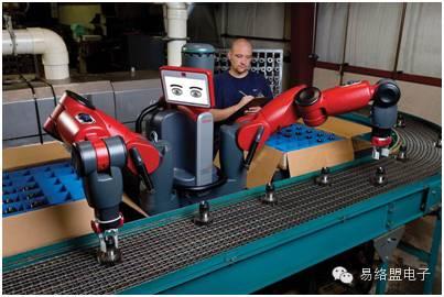 易络盟对于未来机器人的预测