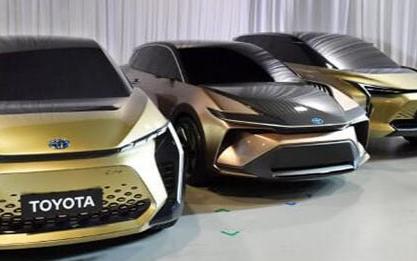 比亚迪将与丰田一同开发纯电动汽车