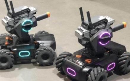 大疆最新教育机器人RoboMaster S1问世