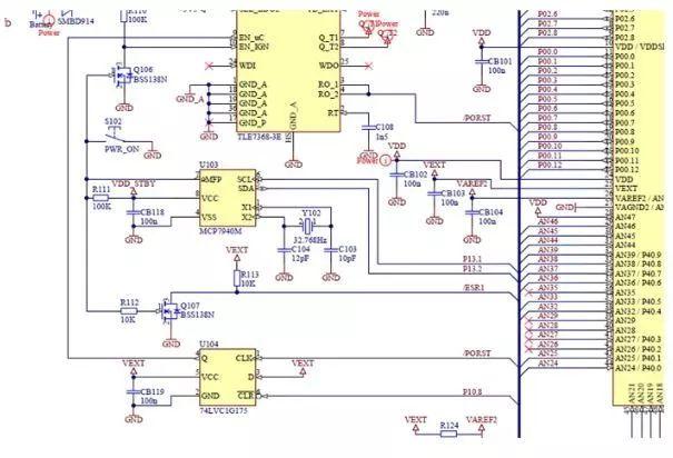 关于Aurix-TC275单片机与TLE7368-3E使用心得介绍