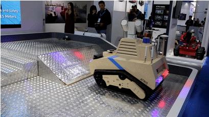 你准备好迎接巡检机『器人的上市吗