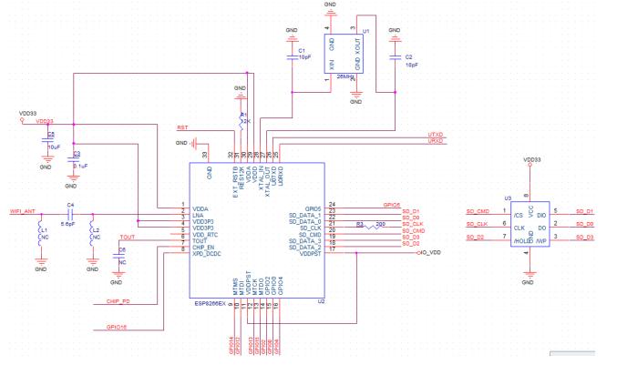 ESP8266系列WIFI模块的相关资料合集免费下载