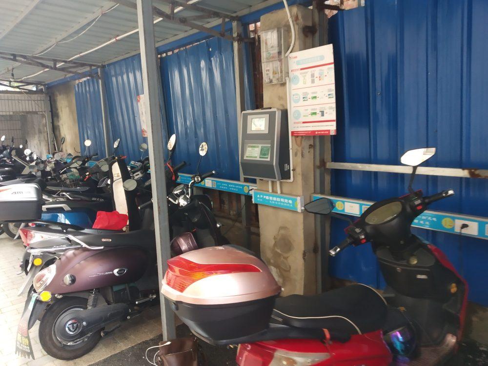 湖南小區電動車便能掃碼充電樁反饋回訪:你覺得云鳥能源怎樣?
