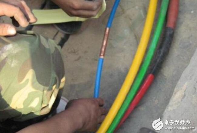 电缆接头怎么处理_电缆接头使用方法