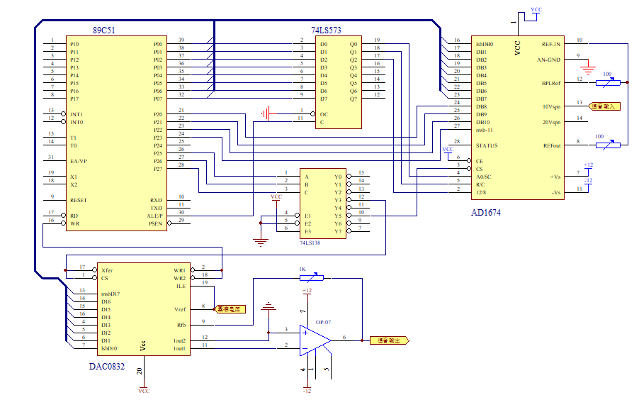 设计一个数字化语音存储与回放系统的资料和检波电路的原理图免费下载