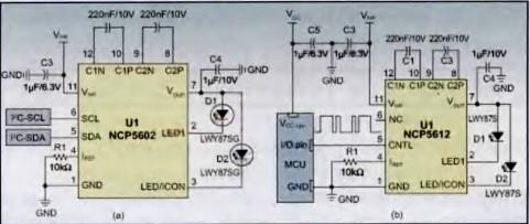 应用于便携式设备中的LED驱动电路的设计
